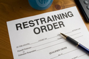 Domestic Violence & Restraining Orders